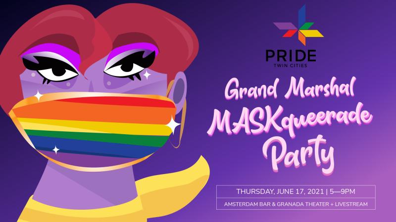 Pride MASKqueerade