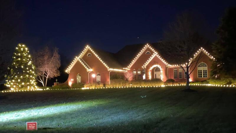 Mooresville Christmas Light Tour