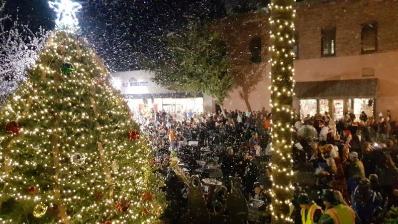 Conway's Rivertown Christmas Celebration, Conway, SC