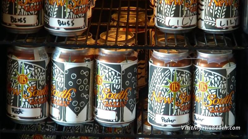 Video Thumbnail - youtube - New South Brewing - MB, SC Flavor Spotlight