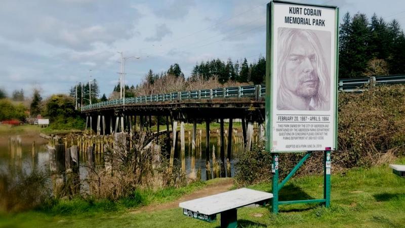 Curt Cobain Memorial Park