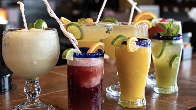 El Nopal Margaritas