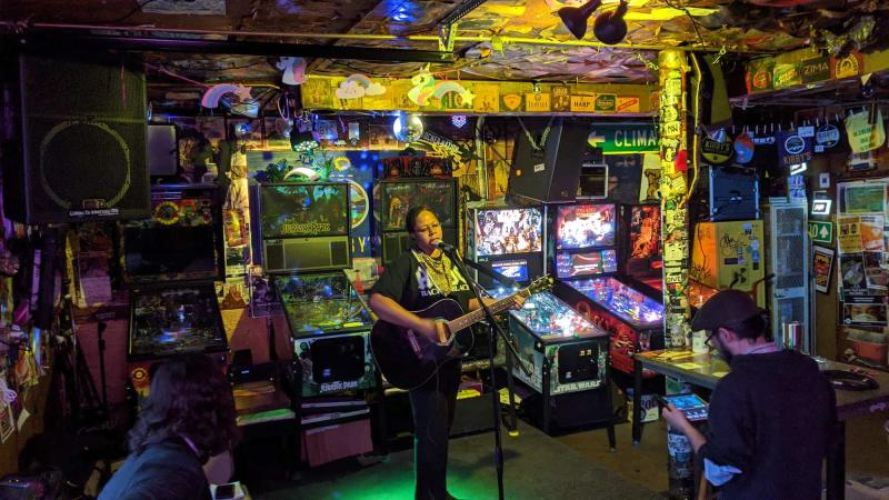 Live Music at Kirby's Beer Store