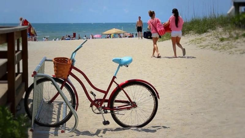 Clean Beach and Clear Waters: Wrightsville Beach