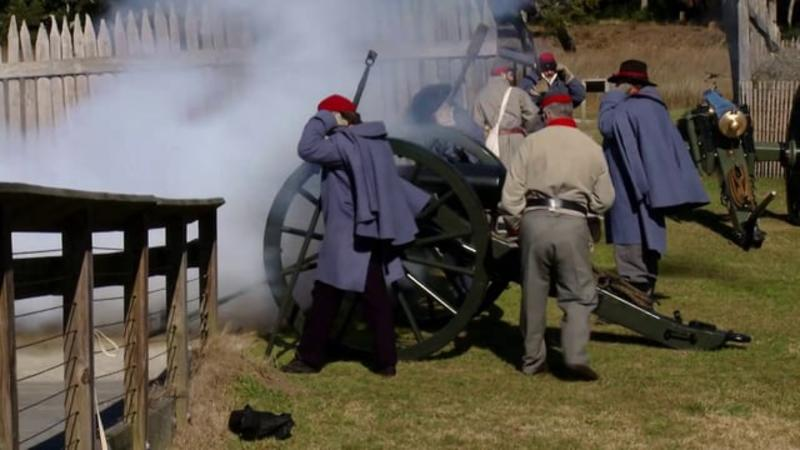 Battle of Fort Fisher Anniversary