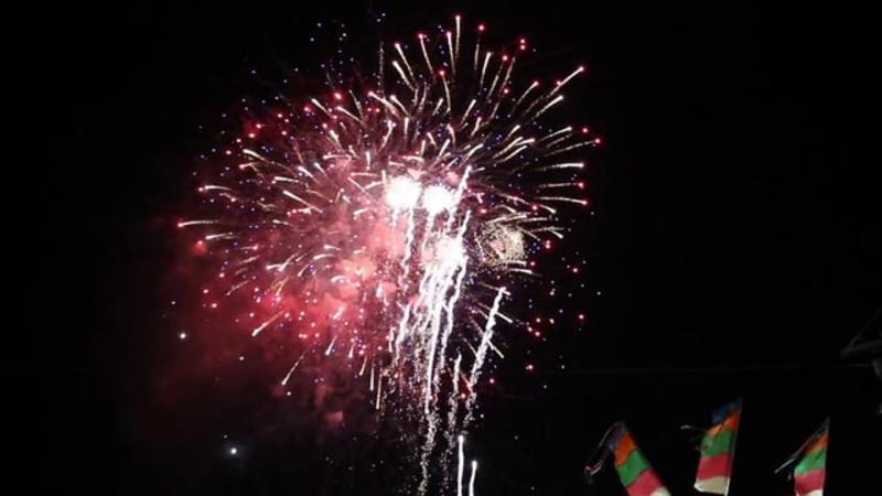 Fireworks by the Sea & Boardwalk Blast