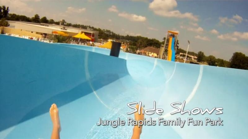 Go With the Flow....Jungle Rapids Family Fun Park