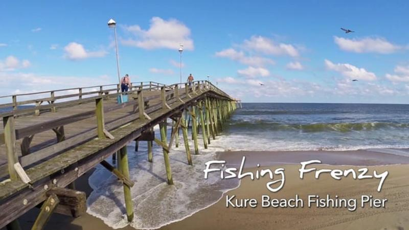 Go With the Flow...Kure Beach Fishing Pier