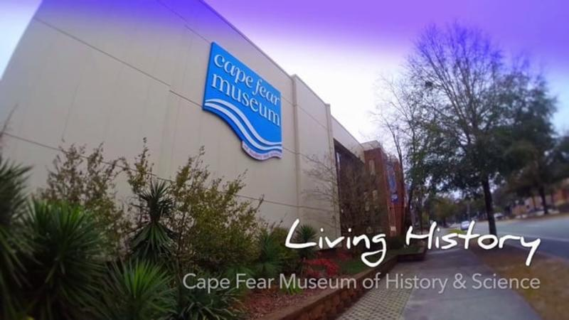 Go With the Flow....Cape Fear Museum of Science & History