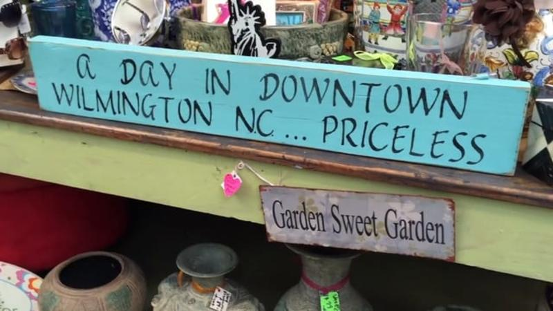 Go With the Flow....Shopping Historic Wilmington