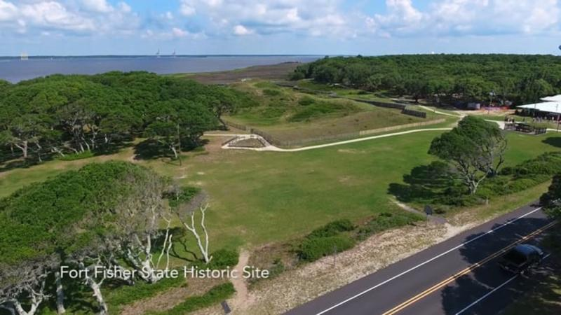 Kure Beach, NC - Attractions at Fort Fisher