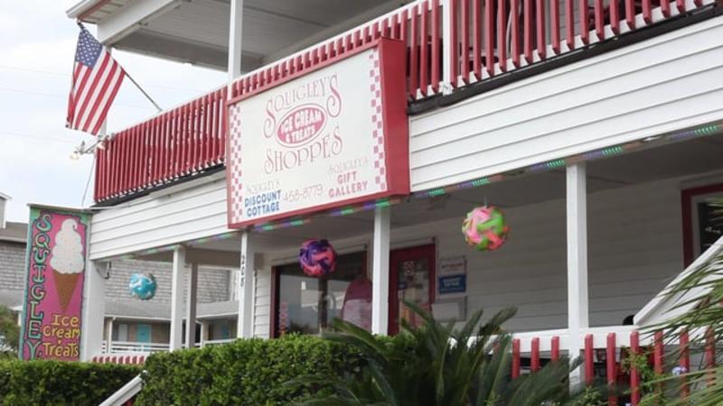 Go Local - Squigleys Ice Cream