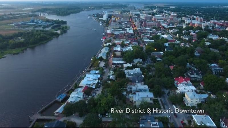 Cape Fear River - Wilmington, NC