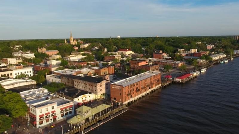 Historic Downtown - Wilmington, NC