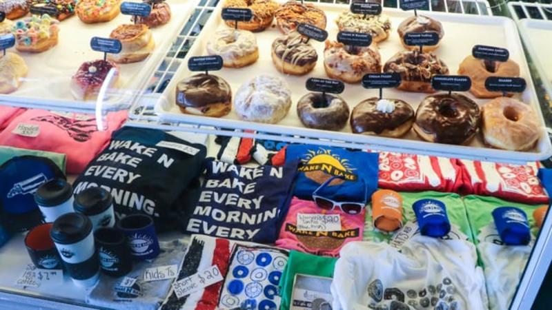 Go Local - Wake N Bake Donuts