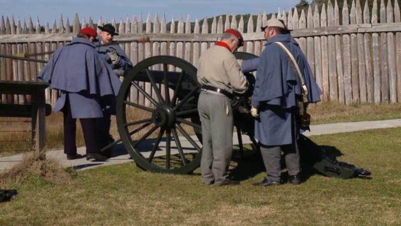 Go Local - Fort Fisher State Historic Site