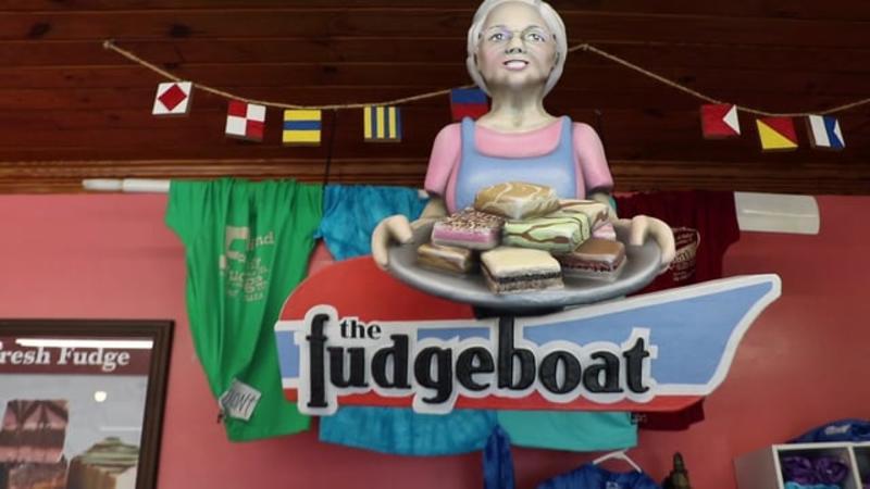 Go Local: Fudgeboat