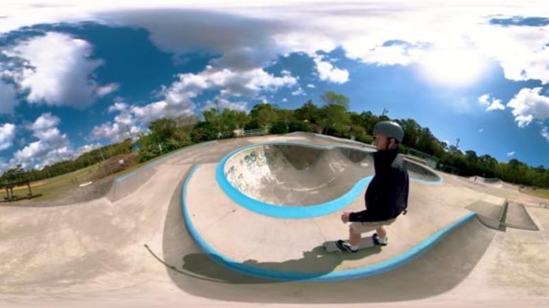 Carolina Beach Skate Park