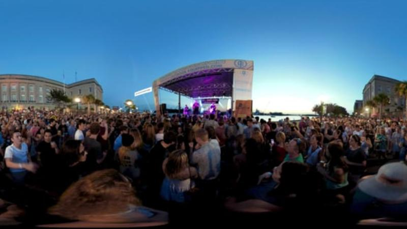 Summer Downtown Riverfront Concerts