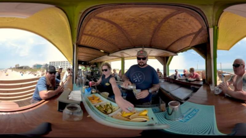 Ocean Grill And Tiki Bar