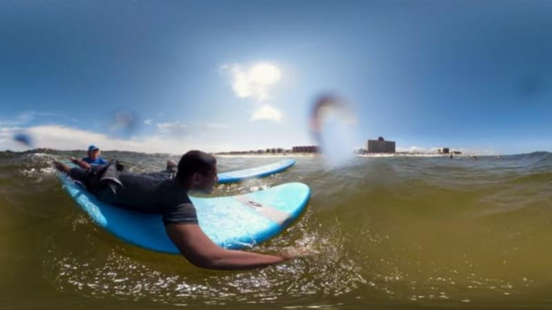 Learn to Surf in Carolina Beach