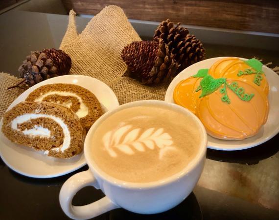 The Great Pumpkin Latte - Sweetwaters