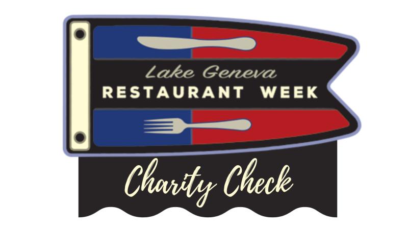 Restaurant Week Charity Check