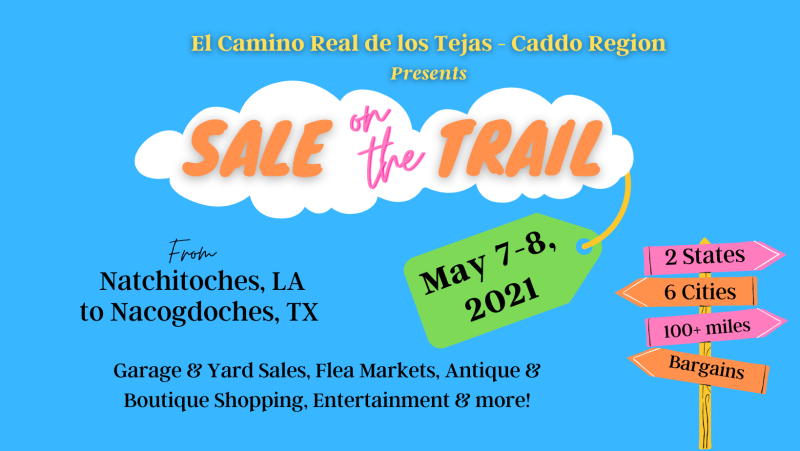 Sale On The Trail May 7-8, 2021