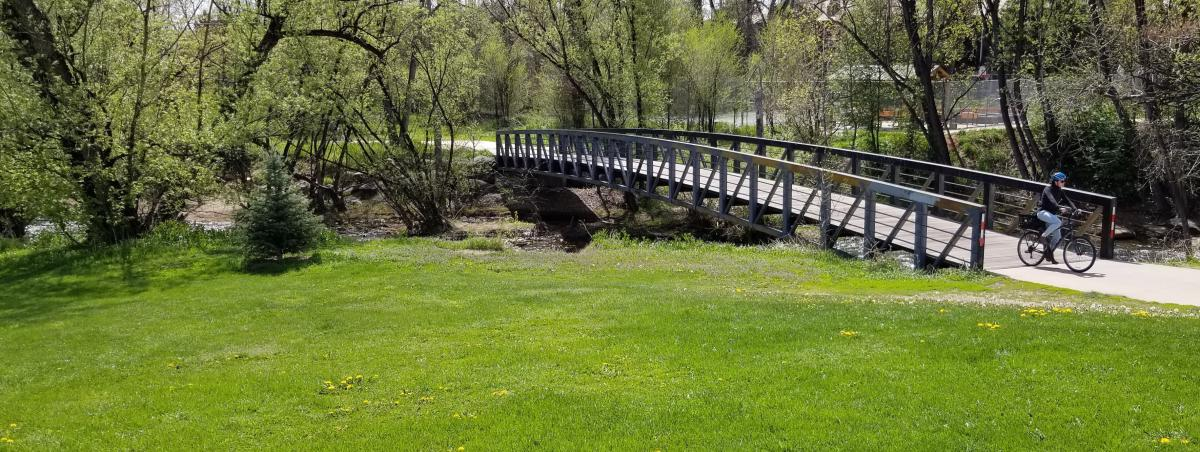 Scott Carpenter Boulder Creek Path