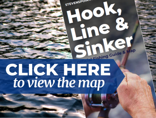 Love fishing? Check out the Stevens Point Area Official Fishing Guide & Map.