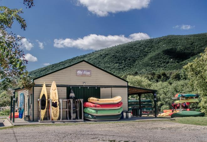 Kayaks - Twin River Outfitters