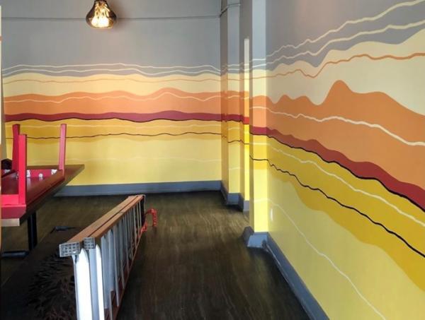 Citizen Cafe Mural
