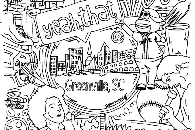 Football Coloring Page - Super Bowl | 453x679