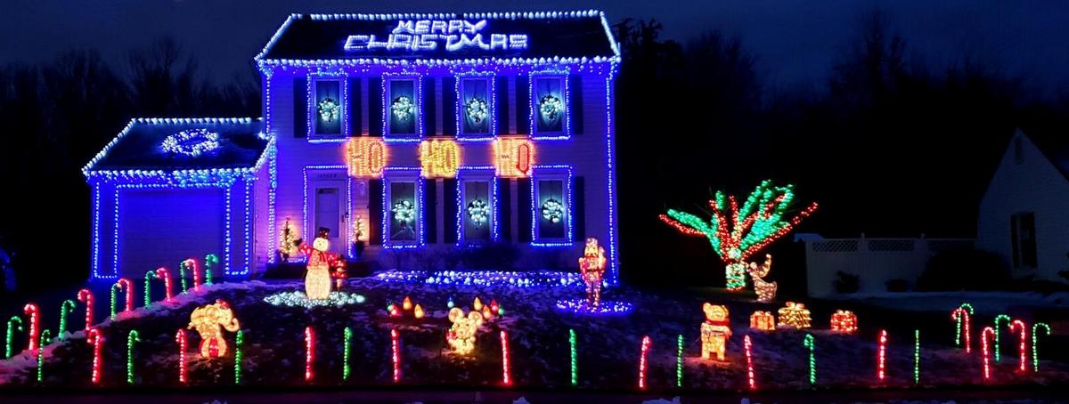 Abrahams Christmas Lights