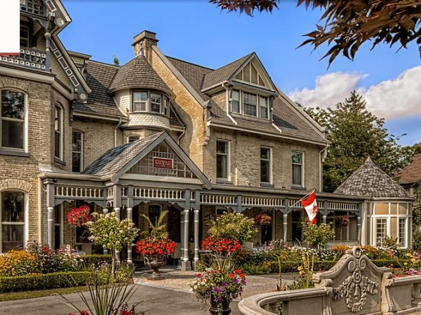 Idlewyld Inn exterior