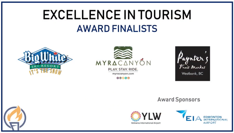 Excellence in Tourism Award