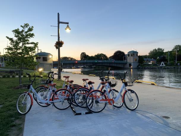 Port Stanley Bike Trail