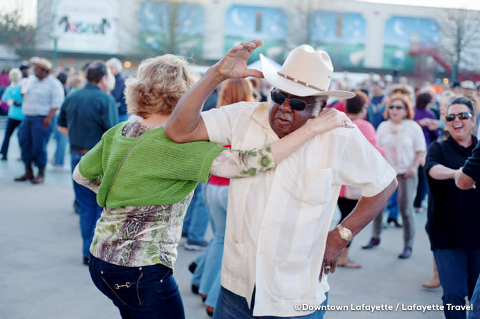 Downtown Alive - Dancers