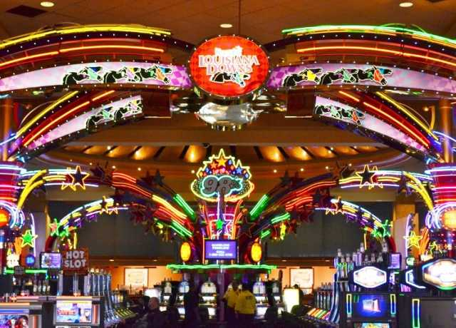 Bossier casino shows best odds for winning slot machines