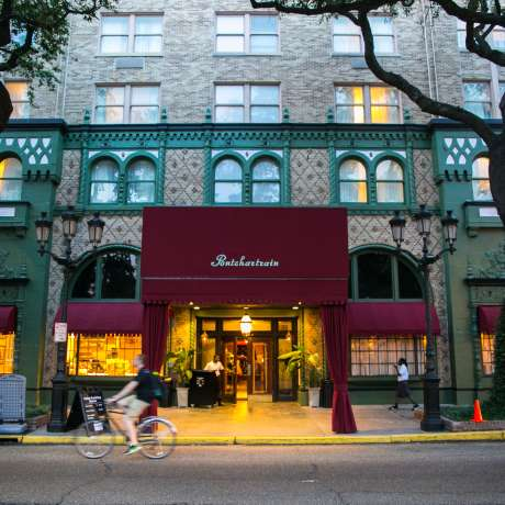 The Pontchartrain Hotel