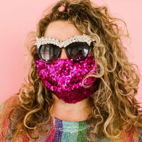 Fringe + Co. Mask