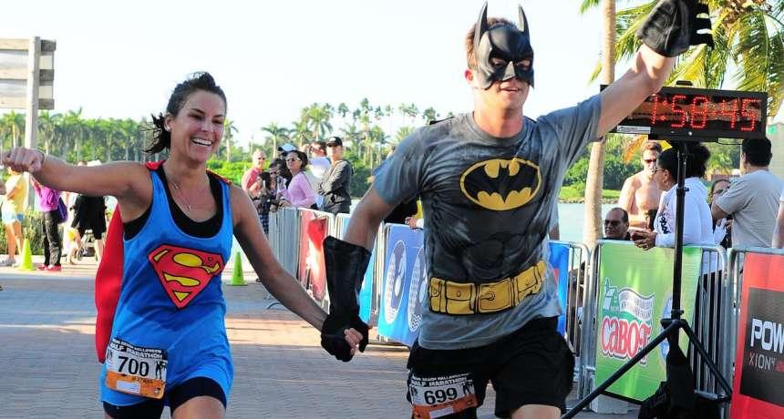 Halloween Half Marathon 2