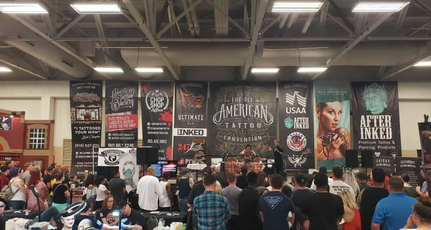 All-American Tattoo Convention