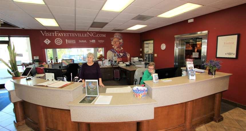 Visitor Center 245 Person