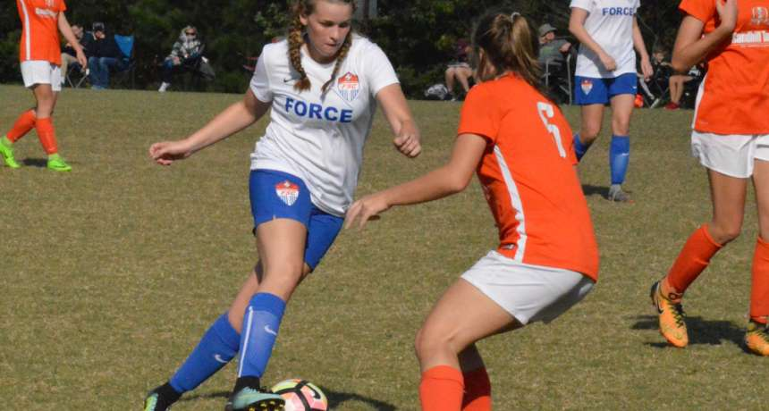 Kepner Presidents State Cup Fall 2017