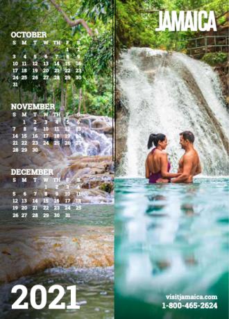Calendar - Oct to Dec 2021