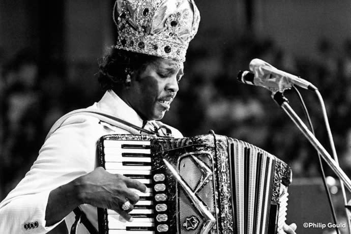 Clifton Chenier 1975 - Festivals Acadiens et Créoles