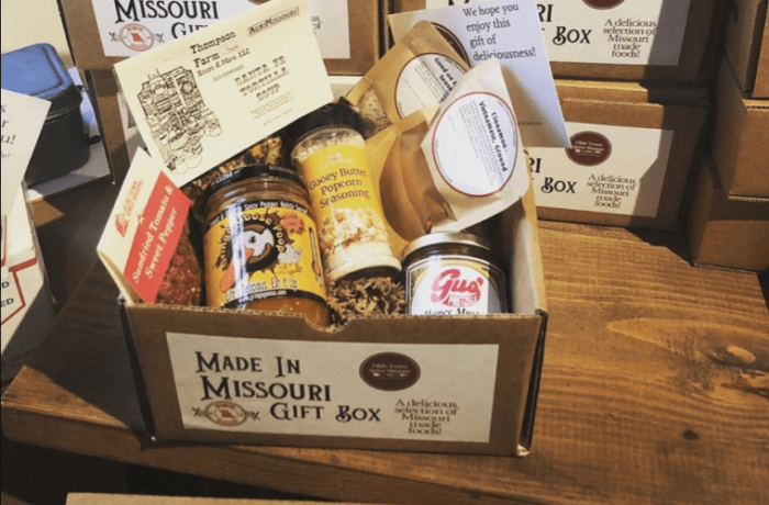 Made in Missouri Gift Boxes