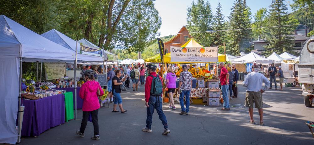 Farmers Market Steamboat Springs