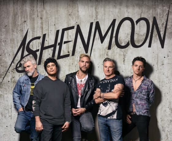 Ashenmoon featuring Gary Beers of INXS